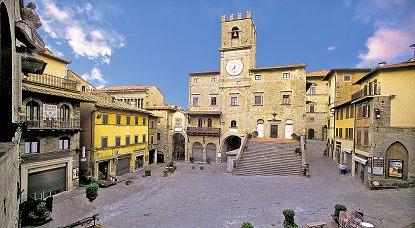 Siena Online Cortona